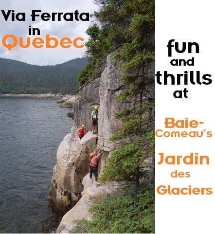 Jardin des Glaciers: Adventure and Education in Eastern Quebec 1