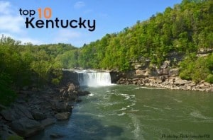 top 10 things to do with kids in kentucky