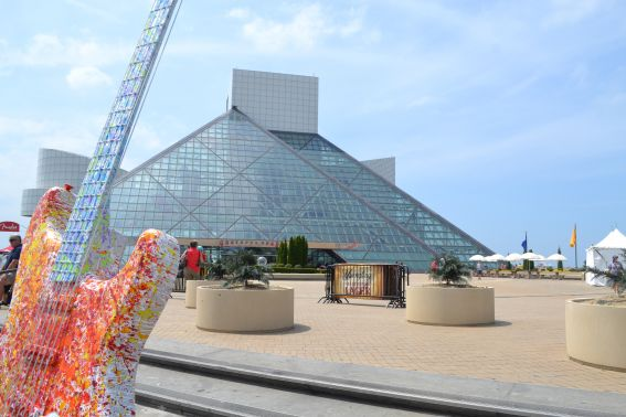 Kid friendly Cleveland: Cleveland Rock and Roll Hall of Fame
