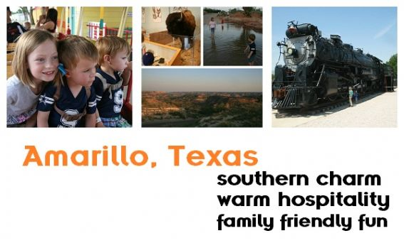 Amarillo Texas offers families southern charm, fun, and amazing hospitality