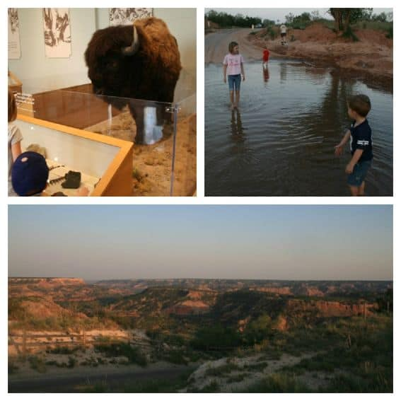 Kid friendly Amarillo: Day Trip to Canyon near Amarillo Texas