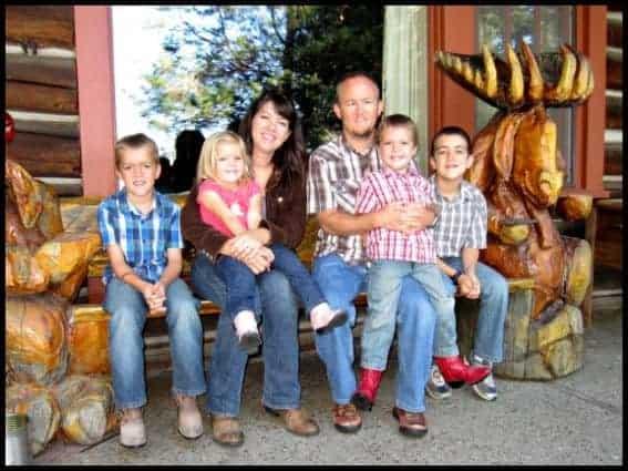 Family Flathead Lake Lodge