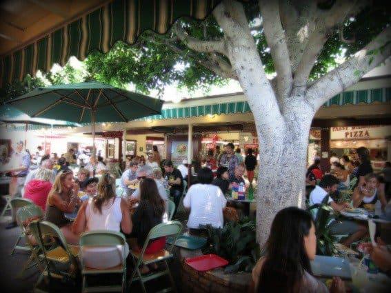 Kid friendly Hollywood: Farmers Market