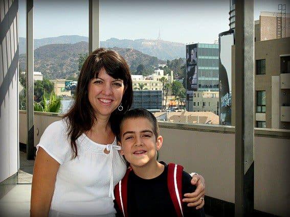 Kid friendly Hollywood: Hollywood sign