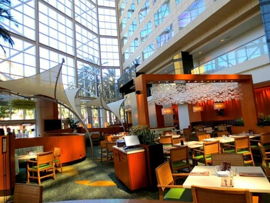 kid friendly hotels in orange county ca: Hyatt Regency Orange County TusCA