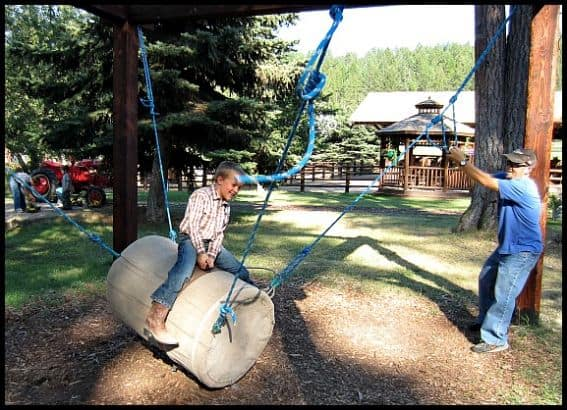 Flathead Lake Lodge: A Guest Ranch with Lakefront Property is a Family Vacation Dream! 1