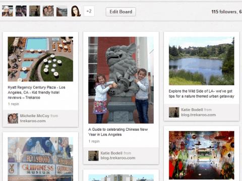 Using Pinterest To Plan Travel