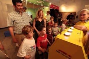 kid friendly math: Math Midway Exhibit New York, Berkeley