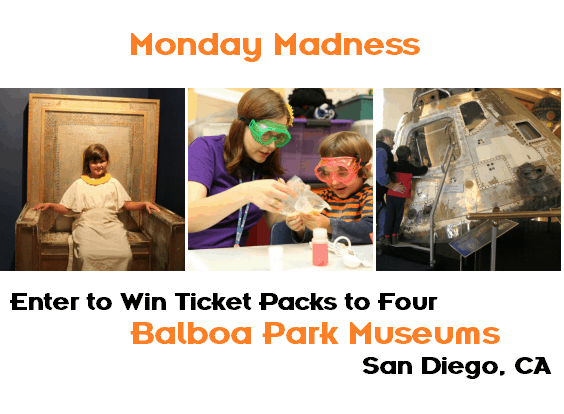 Monday Madness: Balboa Park Museums, San Diego