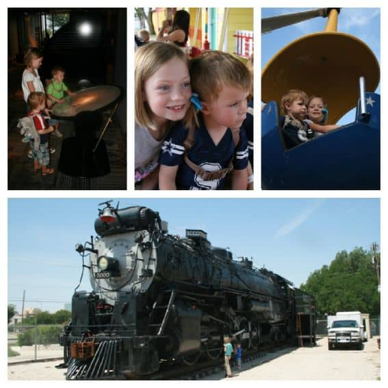 Kid friendly Amarillo: Museums, Trains, and Attractions Amarillo Texas