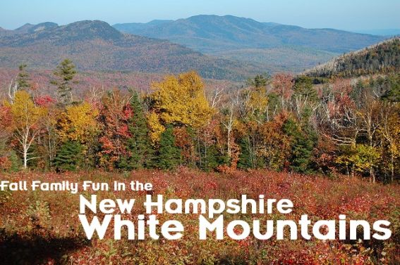 Autumn Family Fun and Activities in the New Hampshire White Mountains
