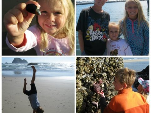Family Road Trip Through Oregon