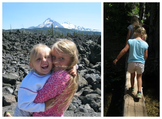 kid friendly Oregon: Oregon Road Trip With Kids