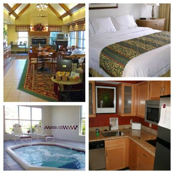 Kid friendly Amarillo: Residence Inn Amarillo Texas