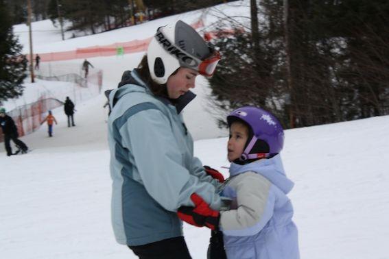 Berkshire East ski school