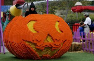 LEGOLAND California's Halloween Brick or Treat