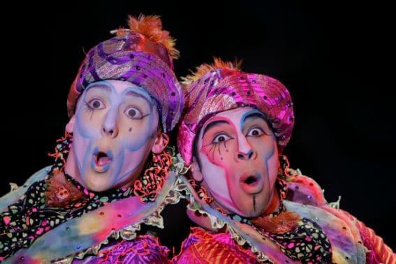 Cirque Dreams Jungle Fantasy Cancun Mexico