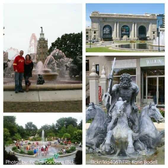 Fountains Kansas City