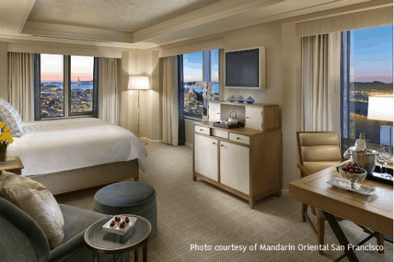 Mandarin Oriental Bridge to Bridge Room