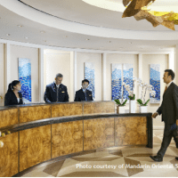 Mandarin Oriental San Francisco Concierge