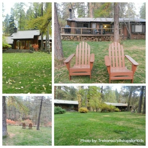 Cabins at House on Metolius