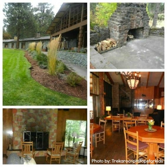 The perfect family mountain getaway at house on metolius for House on the metolius