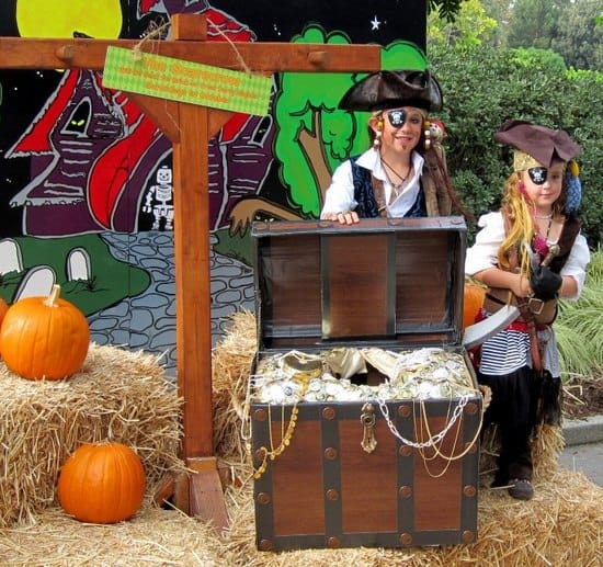 Kid Friendly Halloween Fun at Amusement Parks Across the USA 1