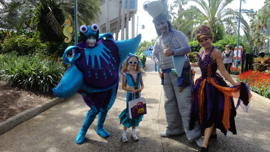 Kid Friendly Halloween Fun at Amusement Parks Across the USA 3