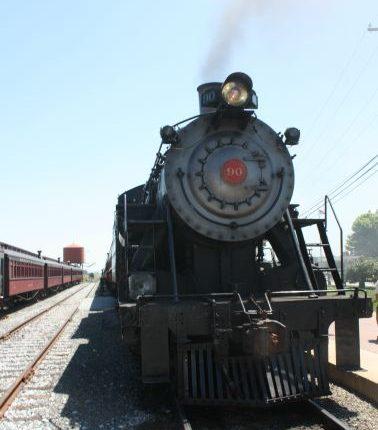 Strasburg Pennsylvania Railroad