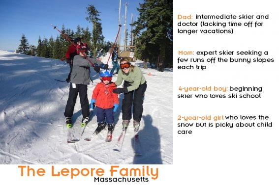 The Lepore Family with family bio