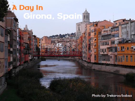 A Day In Girona Spain