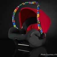 Britto Mico infant car seat for Trekaroo Monday Madness giveaway