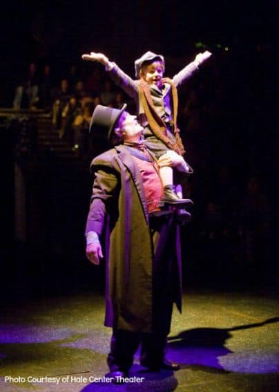 Christmas Carol at Christmas in Salt Lake City- Great Holiday Attraction