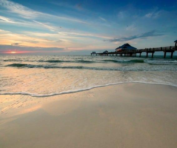 Florida Beach: Clearwater Beach, Florida