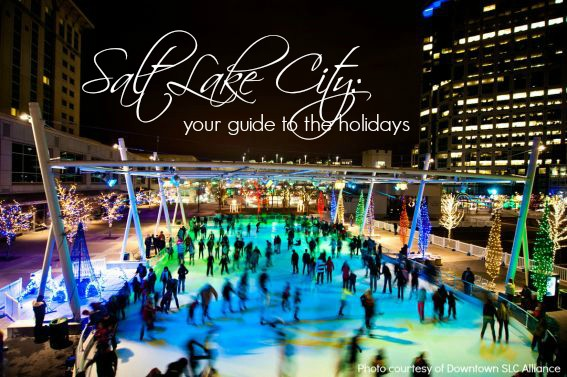 Salt Lake City Christmas and Holiday activities