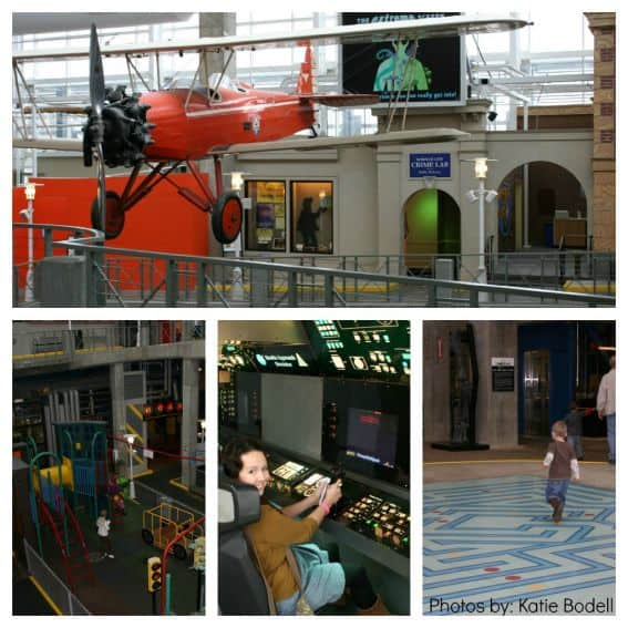 Science City Kansas City Kid Friendly Attractions