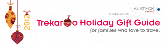 Trekaroo Holiday Gift Guide 2012