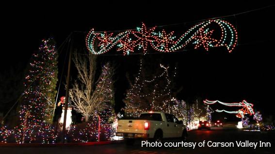 Carson Valley Inn Carson City Christmas