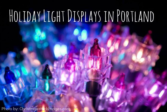 5 not to miss holiday light shows in portland oregon