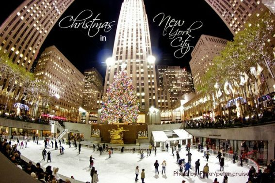 Image result for nYC at Christmas