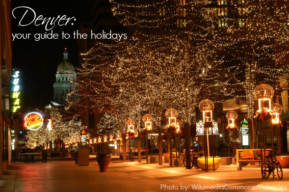Top Family Holiday and Christmas Events in Denver