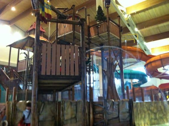 Great Wolf Lodge holidays in grapevine texas