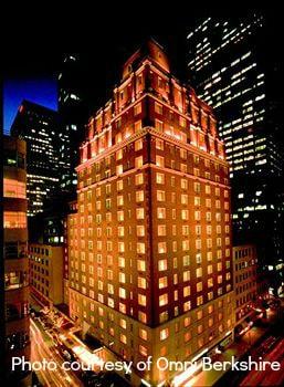 Omni Berkshire NYC Photo Courtesy of Omni Berkshire