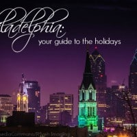 Christmas events in Philadelphia