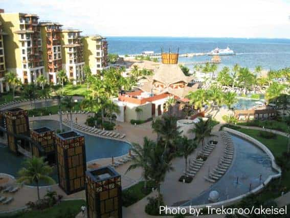 Villa del Palmar Cancun Travel with kids