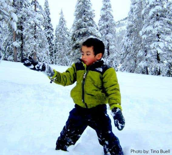 photo by Tina Buell - Resort at Squaw Creek Family Friendly North Tahoe Ski Resorts