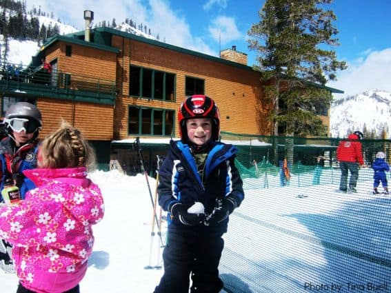 by Tina Buell Squaw and Alpine winter fun
