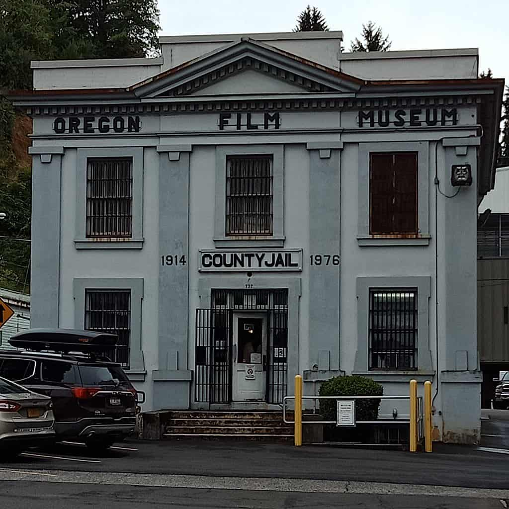 Visiting the oregon film museum is one of the great things to do in Astoria, Oregon