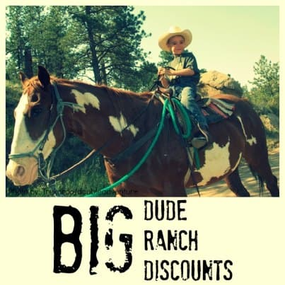 Deals and Discounts on All-inclusive Dude Ranch Vacations
