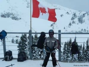 Canadian ski resorts for kids- Whistler Blackcomb